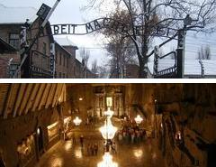 Auschwitz-Birkenau and Salt Mine